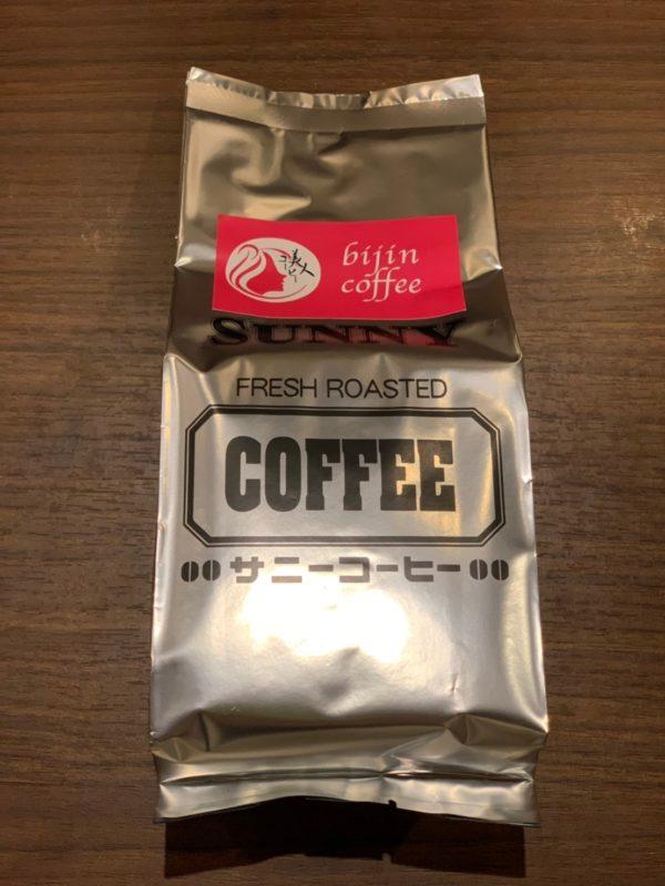 美人コーヒー